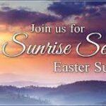 join us sunrise