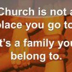 Church is Family 13895437_10154562020538690_3208527096403947228_n