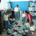 DR Shoe Mission 6